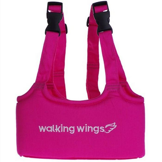 Walking Wings Pink - Little Whale