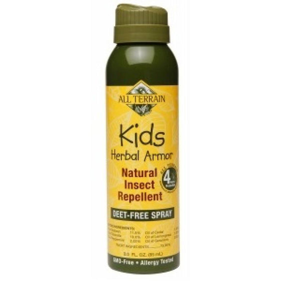 Kids Herbal Armor Continuous Spray 85ml - Little Whale