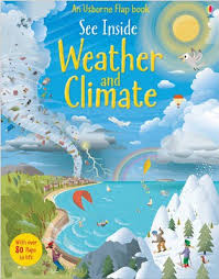 Flap Bk See Inside Weather & Climate - Little Whale