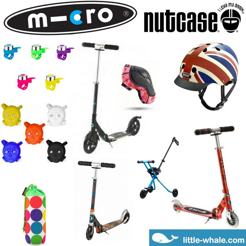 Scooters & Accessories 50%OFF