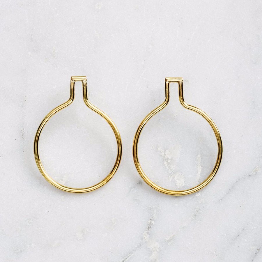 VASE EARRINGS