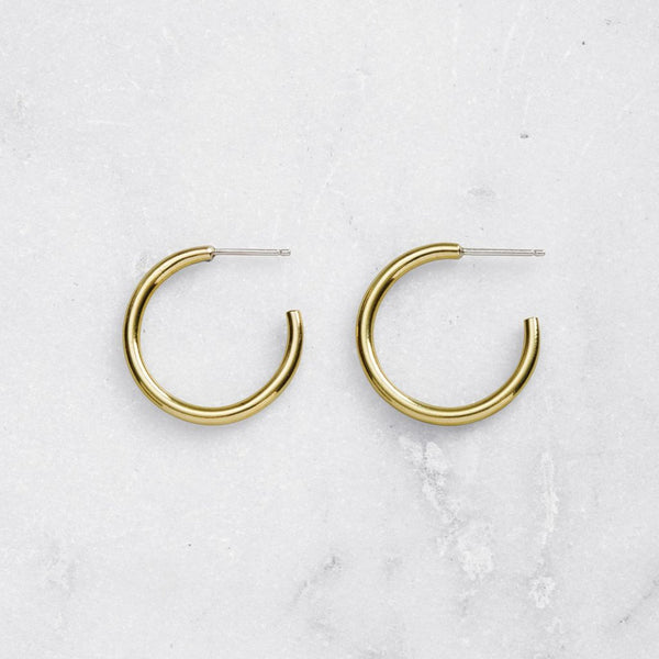 OASIS HOOP EARRINGS