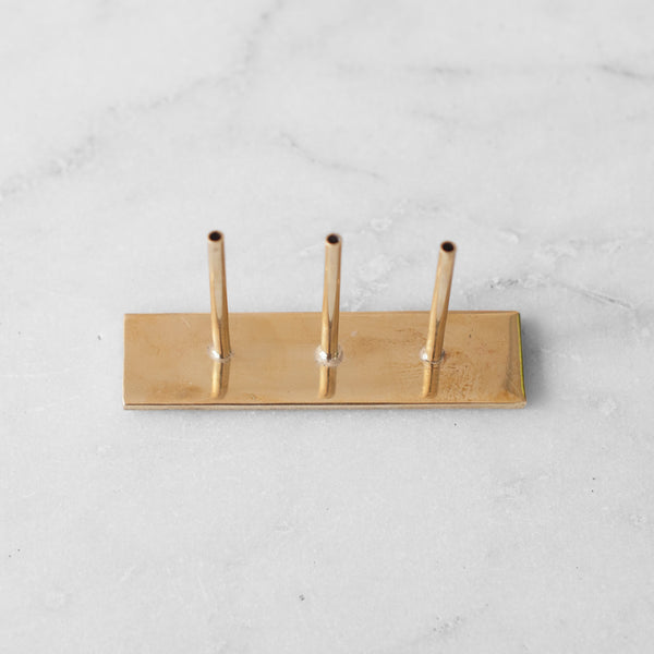 TRIO INCENSE HOLDER