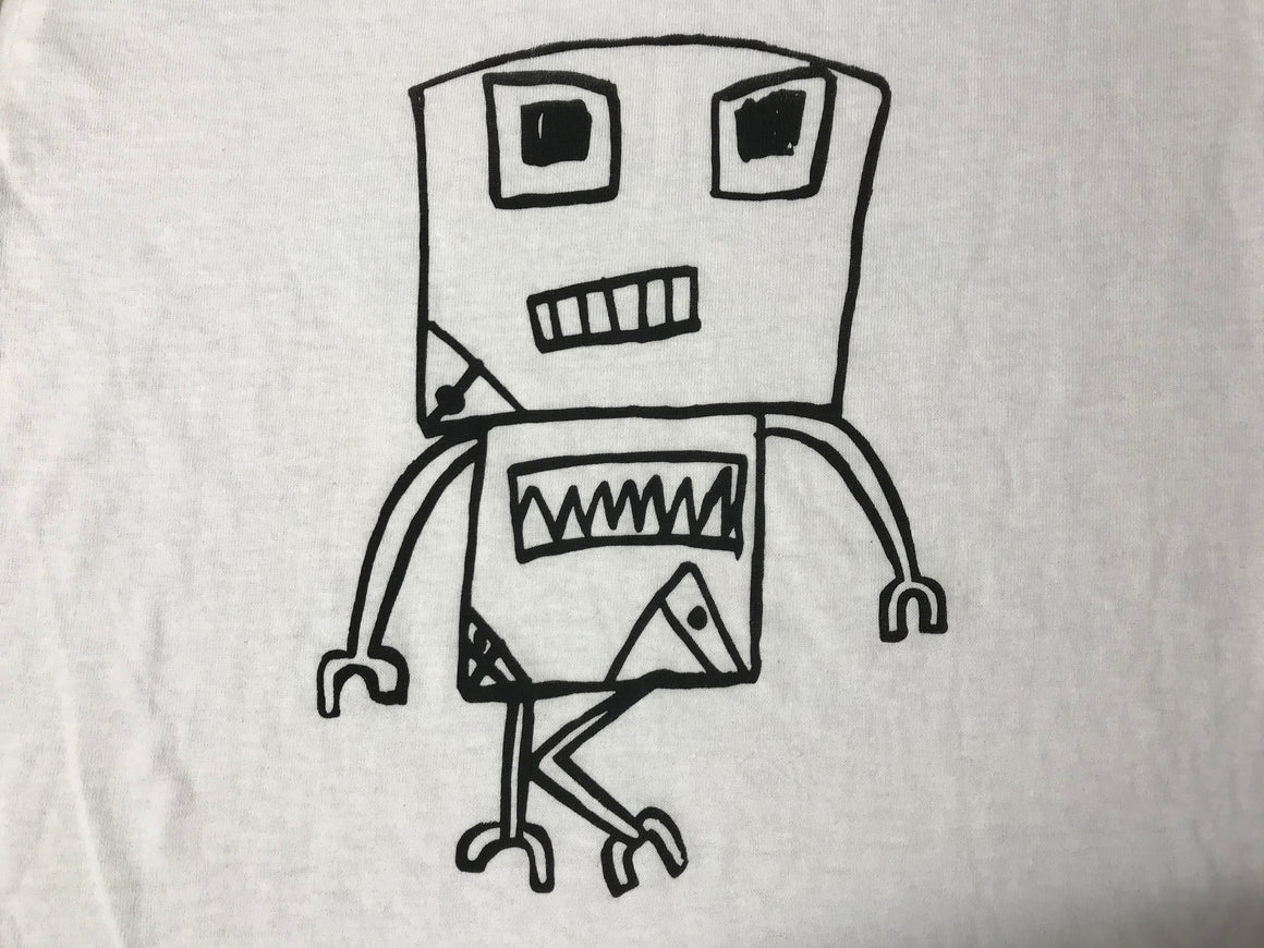Robot has to Pee - T-shirt