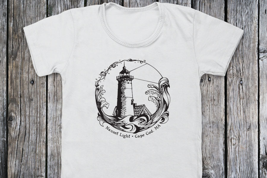 Lighthouse tshirt