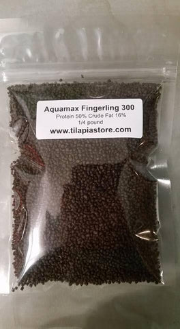 Aquamax Fingerling 300 - Tilapia Store