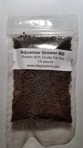 Aquamax Grower 400 - Tilapia Store