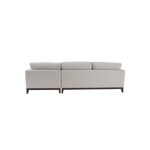 Plush Ivy Sectional