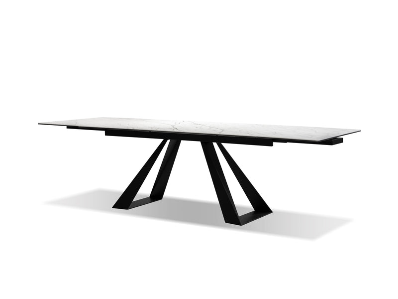 Bridge Extension Dining Table