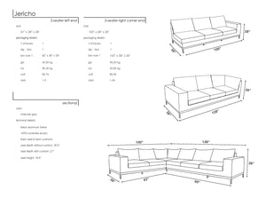 Jericho Sectional