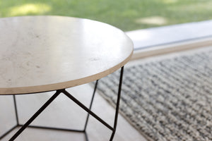 Nile Round Coffee Table