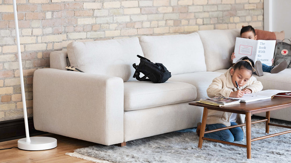 Reva Sleeper Sectional