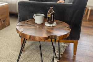 Natura Round Side Table