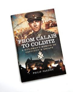 From Calais to Colditz by Philip Pardoe - Holt's Shop