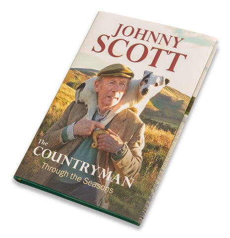 Johnny Scott - The Countryman: Through the Seasons - Signed edition - Holt's Shop