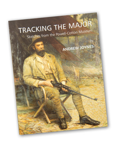 'Tracking the Major' Signed Edition - Holt's Shop