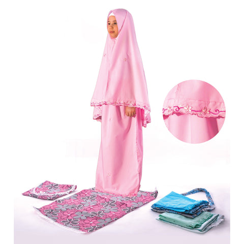 GIRLS PRAYER DRESS # 75