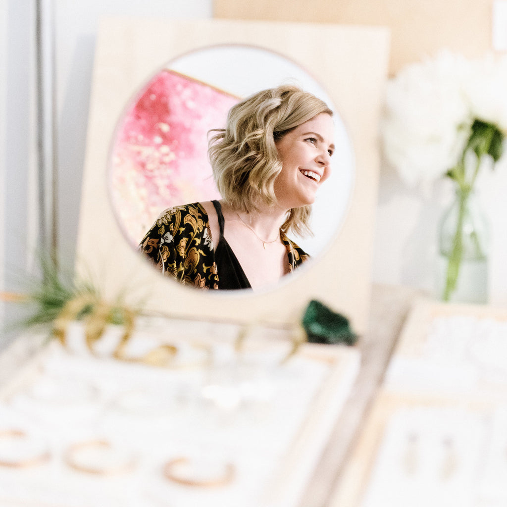 OH LITTLE FOXES | Meet the Maker Rachel Marie | Handmade Jewelry in Austin Texas