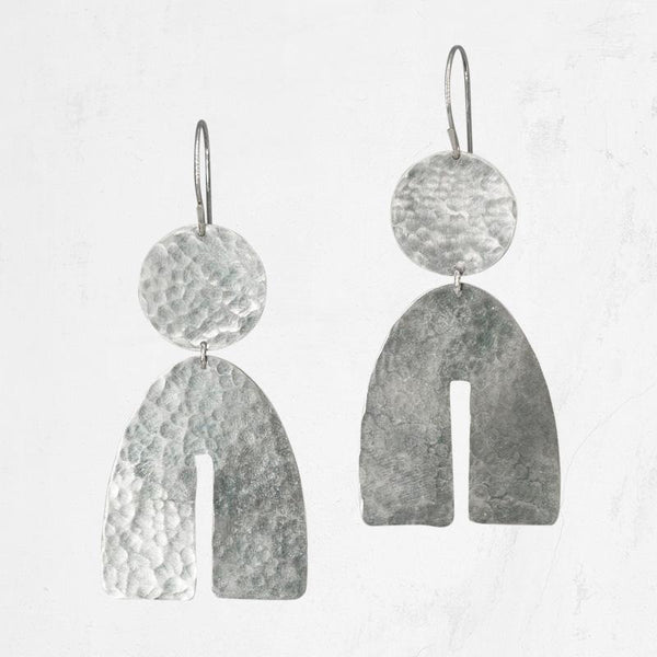 ARCTIC Modern Arc Earrings