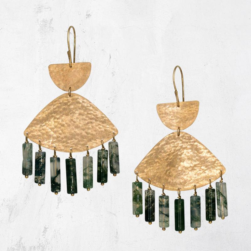 SWIFT Chandelier Earrings