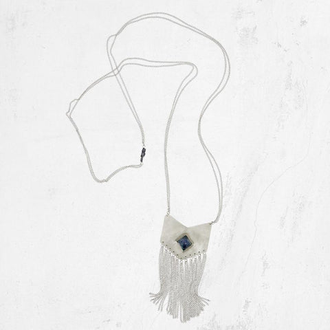 VIXEN Fringe Necklace - OH LITTLE FOXES