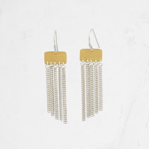 ZERDA Fringe Earrings - OH LITTLE FOXES