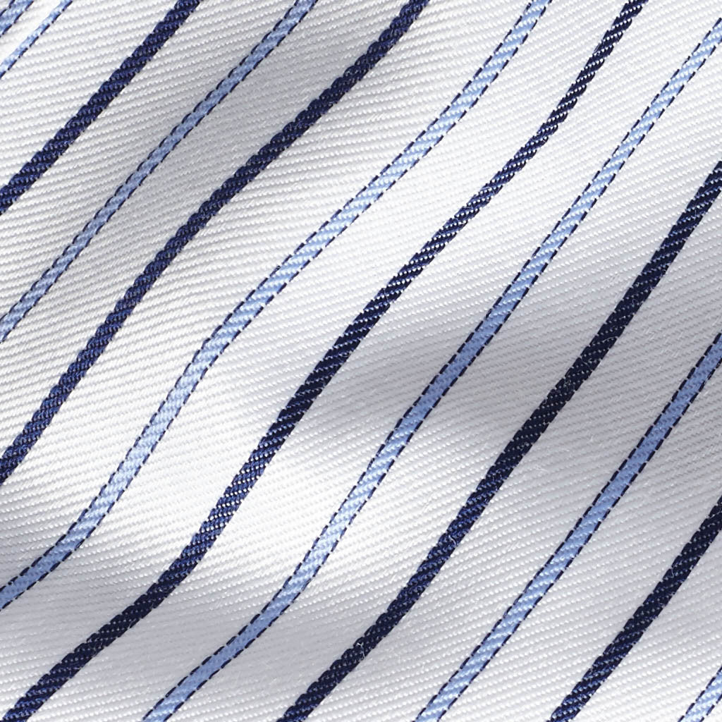 Blue/Navy Stripe