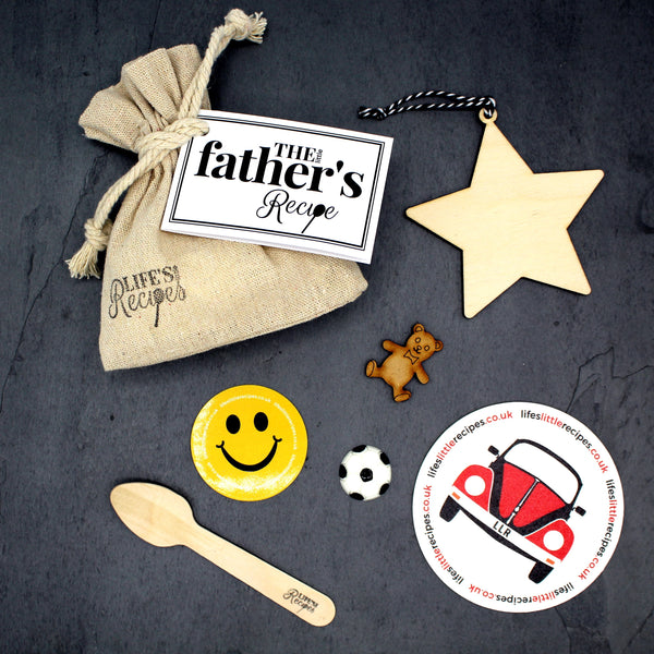 The Little Father's Recipe - Life's Little Recipes