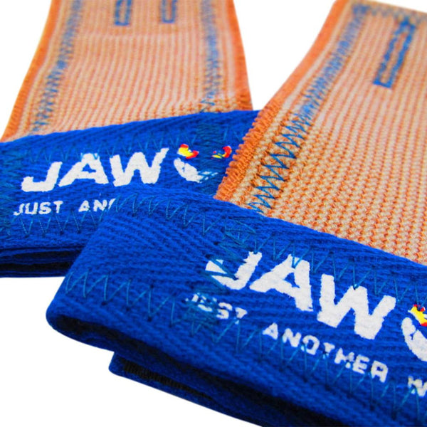 JAW Pullup Grips Royal Blue - KITBOX