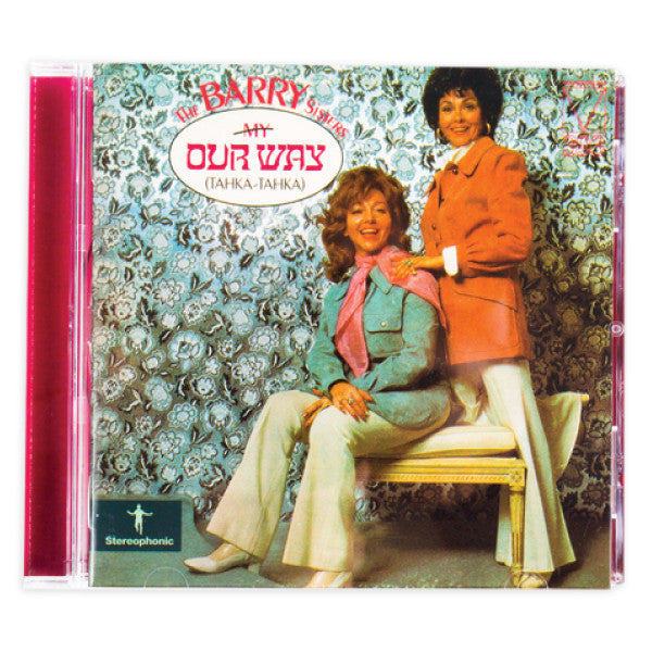 The Barry Sisters: Our Way - Jewish Gifts, Collectibles and Judaica | Reboot Shop