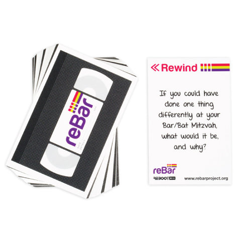 reBar @ Your Table Cards - Jewish Gifts, Collectibles and Judaica | Reboot Shop