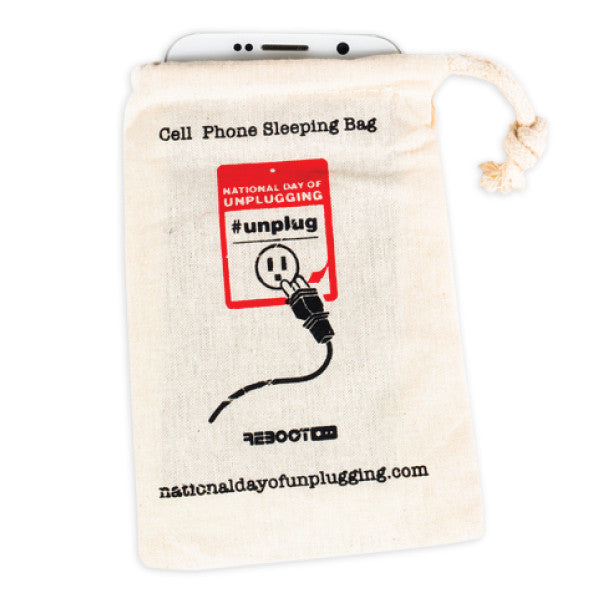 Cell Phone Sleeping Bag - Jewish Gifts, Collectibles and Judaica | Reboot Shop