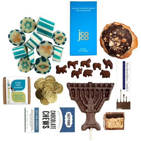 Sweet On Hanukkah from Mouth