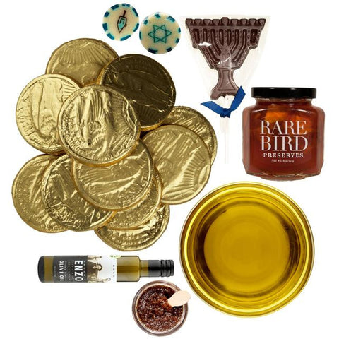 Hanukkah In A Bag from Mouth - Jewish Gifts, Collectibles and Judaica | Reboot Shop