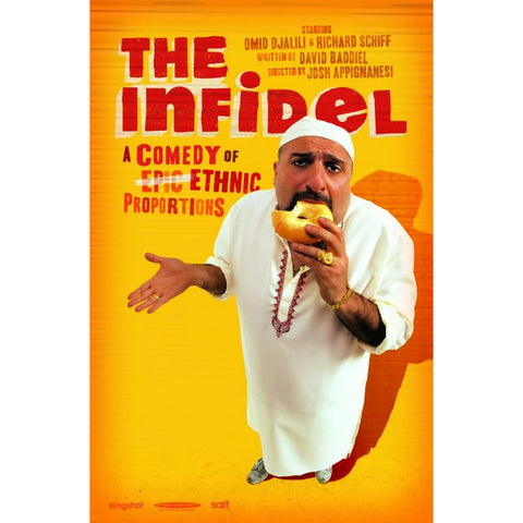 The Infidel from Josh Appignanesi - Jewish Gifts, Collectibles and Judaica | Reboot Shop