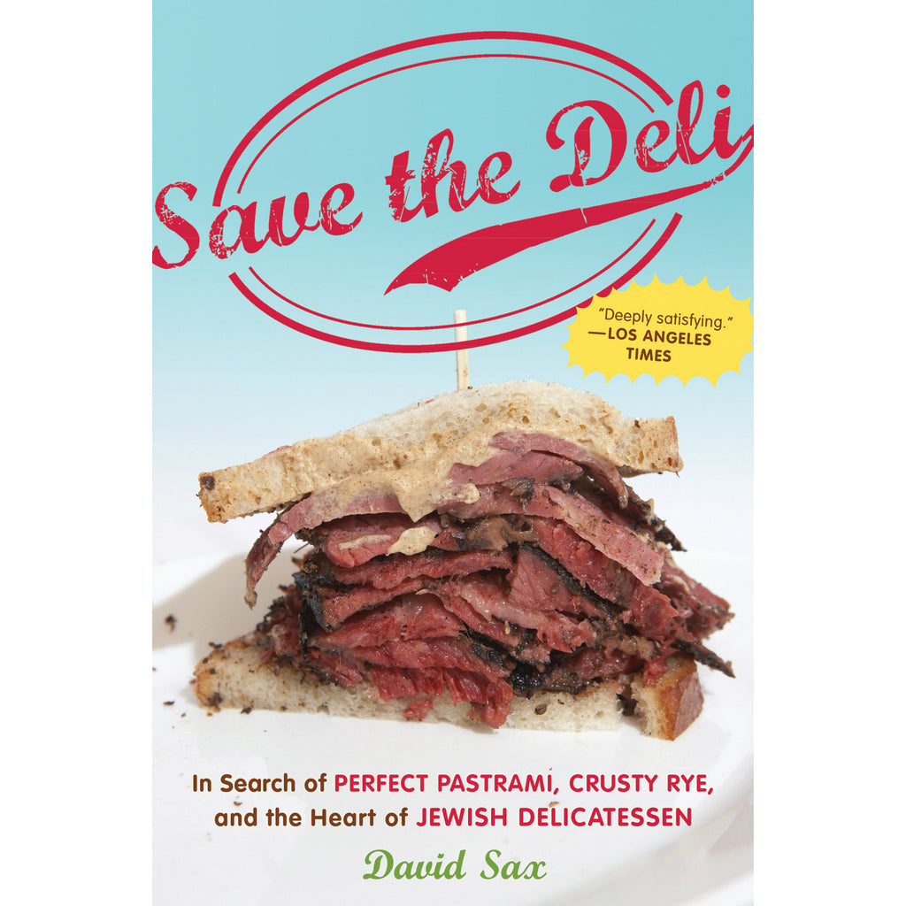 Save The Deli by David Sax - Jewish Gifts, Collectibles and Judaica | Reboot Shop