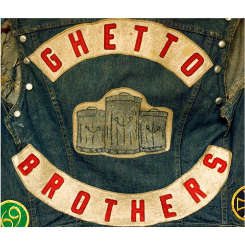 The Ghetto Brothers: Power Fuerza - Jewish Gifts, Collectibles and Judaica | Reboot Shop