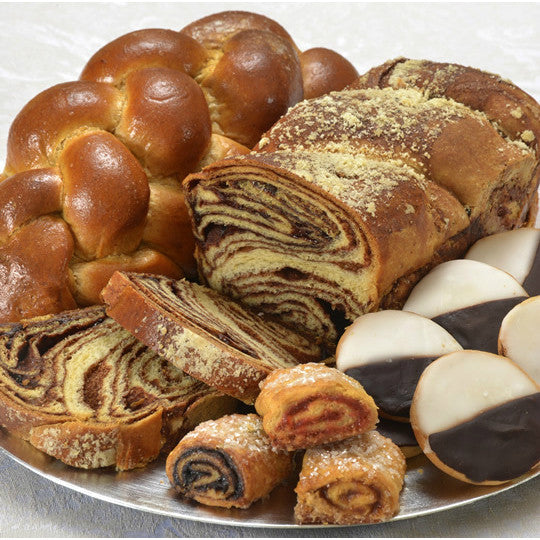 Kosher Bakery Classics Care Package by Challah Connection - Jewish Gifts, Collectibles and Judaica | Reboot Shop