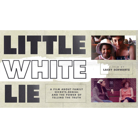 Little White Lie: DVD + Truth Circle Game from Lacey Schwartz