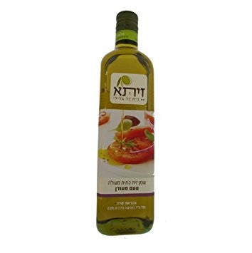 Zeta Extra Virgin Olive Oil from Zeta Olive Oil - Jewish Gifts, Collectibles and Judaica | Reboot Shop