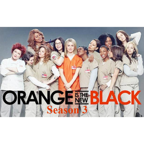 Orange Is The New Black: Season 3 from Jenji Kohan - Jewish Gifts, Collectibles and Judaica | Reboot Shop