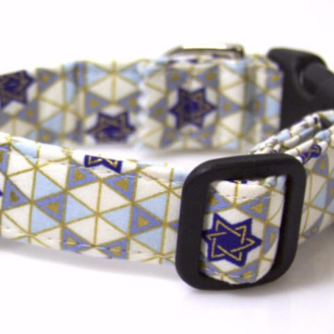 Jewish Pet Collars from ModernTribe - Jewish Gifts, Collectibles and Judaica | Reboot Shop