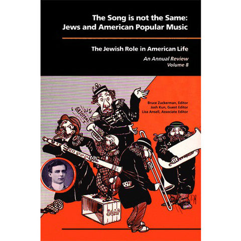The Song Is Not The Same by Josh Kun - Jewish Gifts, Collectibles and Judaica | Reboot Shop