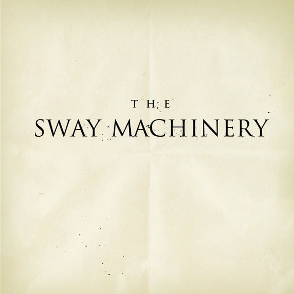 The Sway Machinery: The Sway Machinery EP - Jewish Gifts, Collectibles and Judaica | Reboot Shop