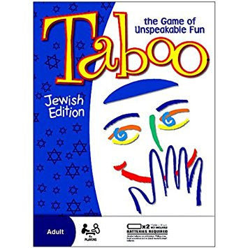 Taboo: Jewish Edition - Jewish Gifts, Collectibles and Judaica | Reboot Shop