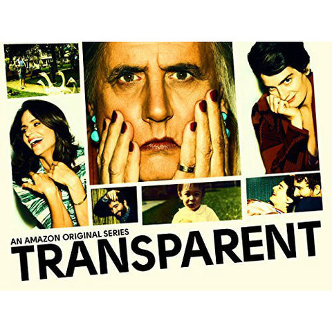 Transparent: Season 1 from Jill Soloway - Jewish Gifts, Collectibles and Judaica | Reboot Shop