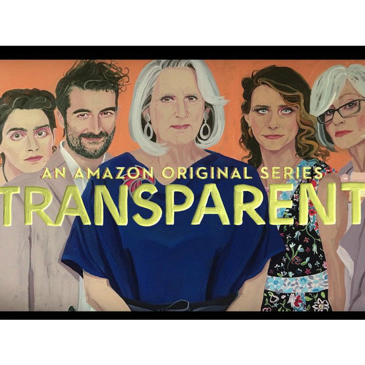 Transparent: Season 3 from Jill Soloway - Jewish Gifts, Collectibles and Judaica | Reboot Shop