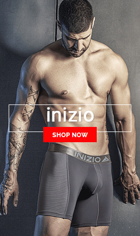 INIZIO UNDERWEAR SALE! 15% OFF