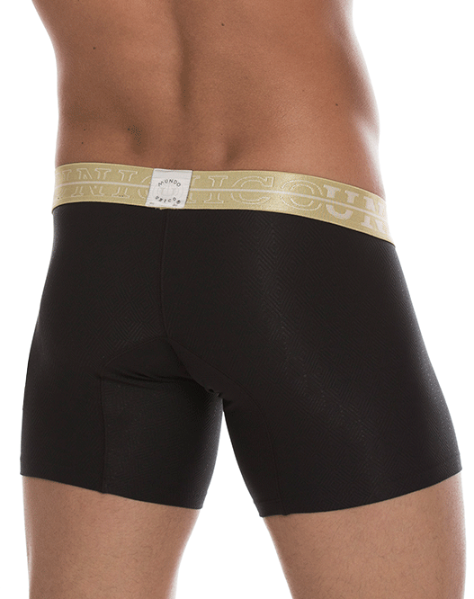 "MUNDO UNICO 1640093498 Circuito Medium Boxer Briefs 10"" - Steveneven.com"