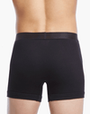 2(X)IST 3104100401 Pima Cotton Boxer Briefs 004nl-black